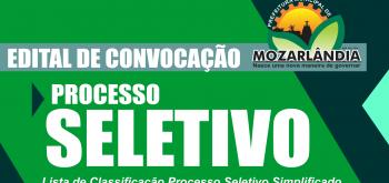 EDITAL DE CONVOCAÇÃO – PROCESSO SELETIVO EDUCAÇÃO – 7º CONVOCAÇÃO