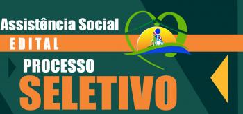 Edital Processo Seletivo Assistência Social / 4ª CONVOCAÇÃO
